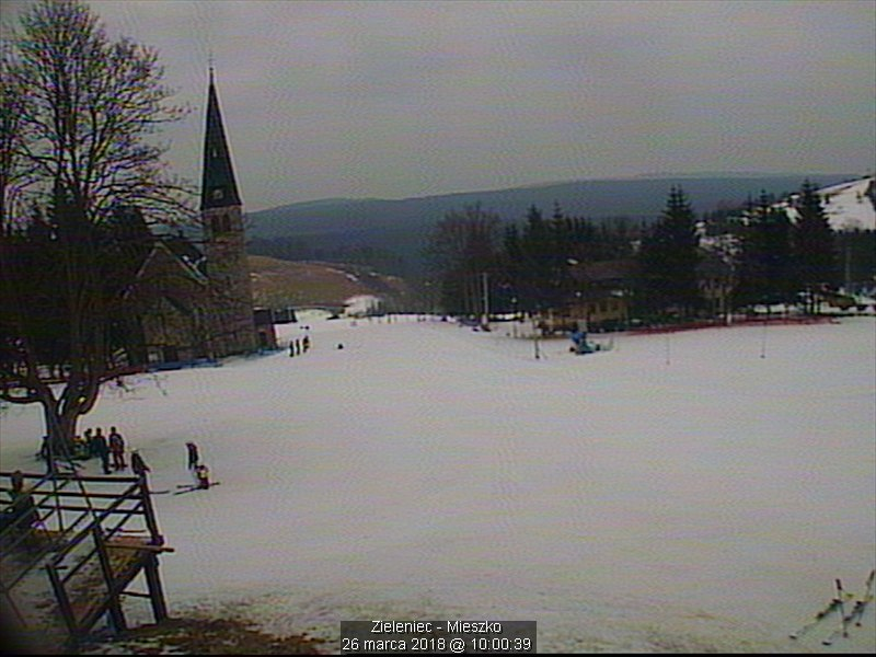 Zieleniec Ski Arena  Stok Mieszko
