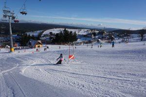 (Polski) stacja narciarska zieleniec