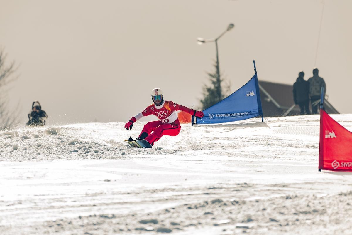 Mateusz Ligocki gościem specjalnym Zieleniec Ski Arena