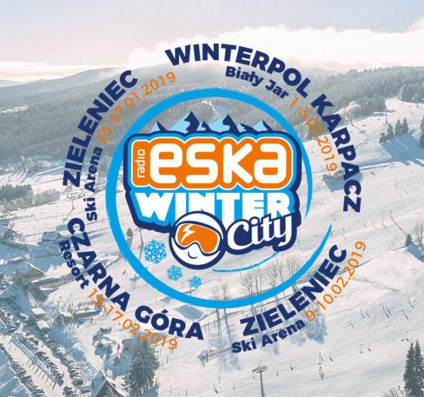 Eska Winter City, czyli wielka impreza w Zieleńcu!