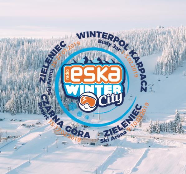 Eska Winter City. Zapraszamy na stok Nartoramy