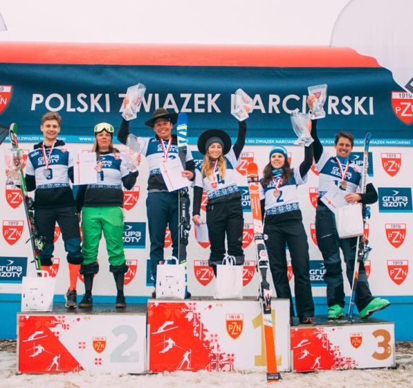Podsumowanie Mistrzostw Polski w skicrossie i snowboardcrossie