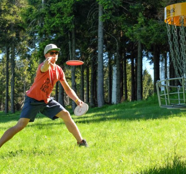 VI Zieleniec Open – zawody Disc Golfa