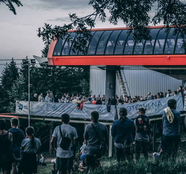 Obchody odpustu Św. Anny w Zieleńcu